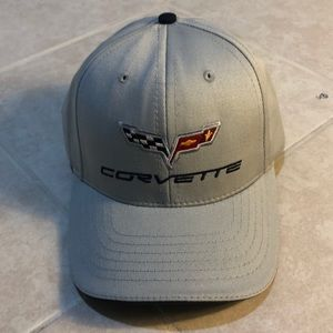 🍎Corvette C6 Hat (NWOT)